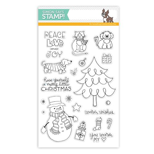 Love peace and joy stamps