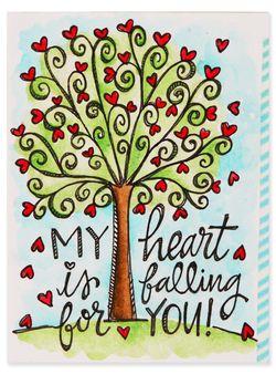 Doodle card 11