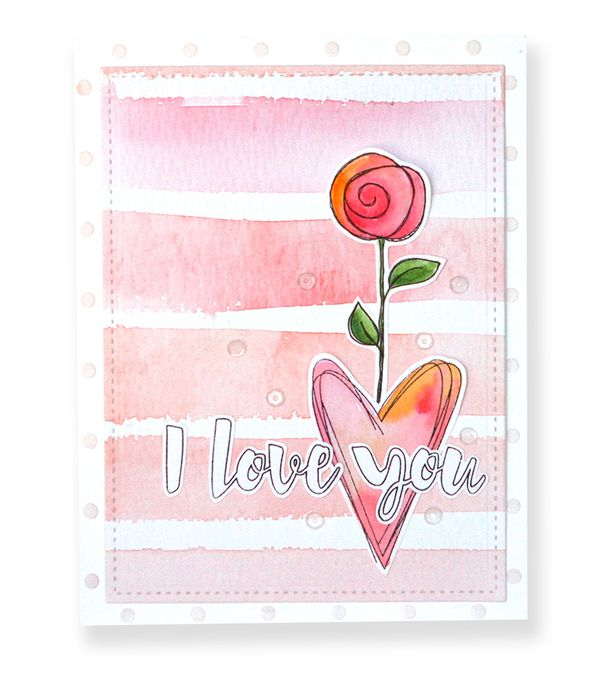 Living My Dream Simon Says Stamp You Have My Heart Blog Hop