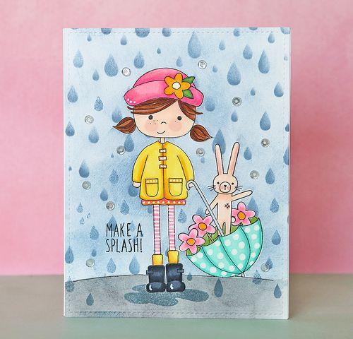 Make a Splash Card
