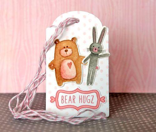 Bear Hugz Tag