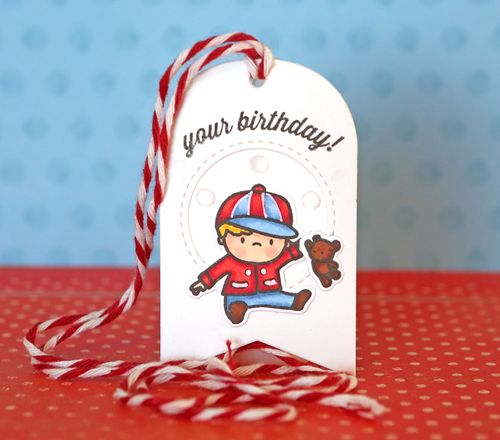 Your Birthday Tag
