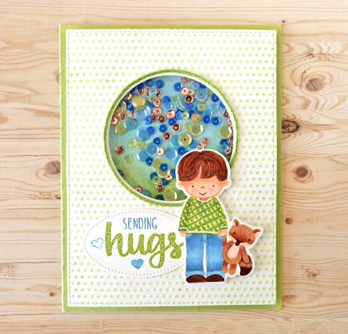Sending hugs 2