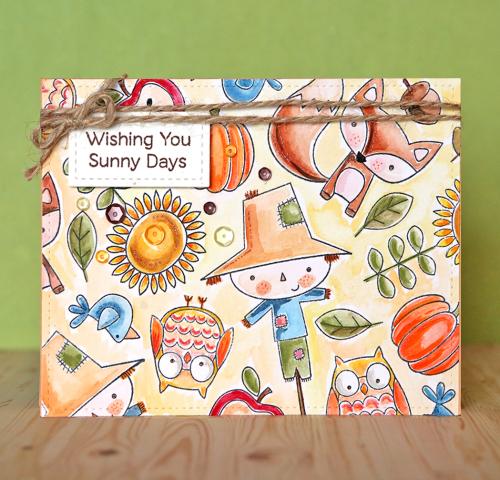Wishing You Sunny Days