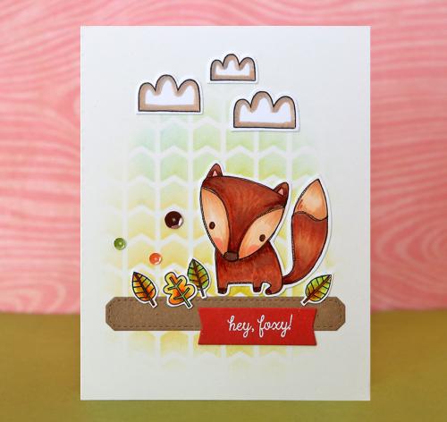 Hey Foxy