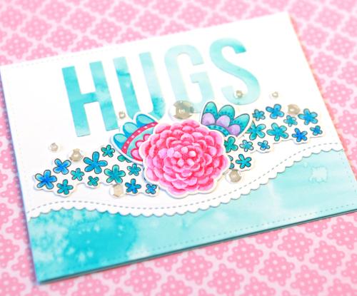 Hugs 1 close up
